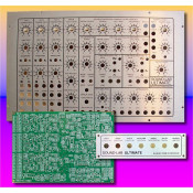 MFOS Sound Lab ULTIMATE - PCB and Two Faceplates Set
